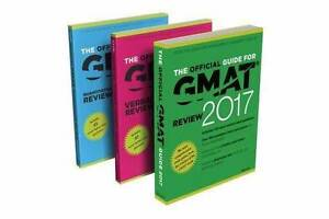 GMAT Review 2017 Bundle + Complete Manhattan Prep Guide Abbotsford Yarra Area Preview