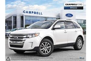 2011 Ford Edge Limited AWD-NAV-POWER ROOF LEATHER