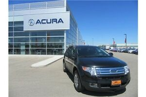 2010 Ford Edge Limited Bluetooth, heated seats