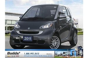 2011 Smart Fortwo Passion Safety & E Tested