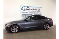 2013 BMW 335XI SPORT- TWIN TURBO! AWD! X-DRIVE! HEATED LEATHER!