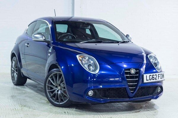 alfa romeo mito tb multiair quadrifoglio verde blue 2012 in norwich norfolk gumtree. Black Bedroom Furniture Sets. Home Design Ideas