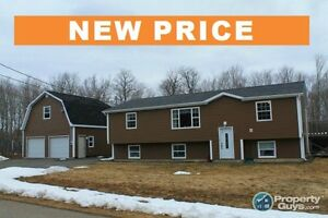 NEW PRICE: Large private lot in Floral Heights.