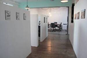 Shared Loft Office Space @ Queen & Dufferin with Agency