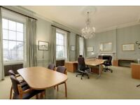 Drawing room office suite for rent in Charlotte Square, with use of shared boardoom