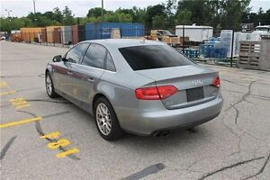 2010 Audi A4 2.0T | Premium Quattro Kitchener / Waterloo Kitchener Area image 3