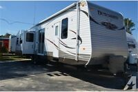 2013 Dutchmen 3904RETS TRAVEL TRAILER