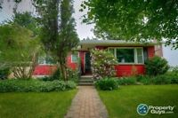 NEW LISTING! Well Maintained, Cozy 3 bdrm Home.
