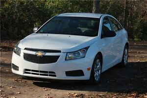 2012 Chevrolet Cruze LS | ONLY 36K | AC | AUTO | CERTIFIED Kitchener / Waterloo Kitchener Area image 1