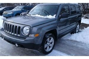 2012 Jeep Patriot Sport/North   4x4   CERTIFIED + E-Tested