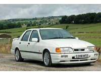 WANTED FORD SIERRA SAPPHIRE RS COSWORTH 2WD OR 4X4 1988-1993 COSSIE