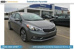 2016 Kia Forte 2.0L EX Eco Mode - Bluetooth - Satellite Radio