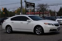2012 Acura TL ONLY 71K! NAVIGATION PKG BACK-UP CAM **TECH PKG**