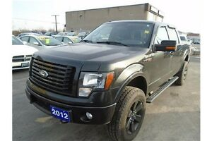 "2012 Ford F-150 FX4 ECO -LIFTED VERY CLEAN""  BE APPROVED TODAY!!"