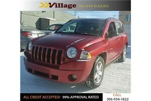 2008 Jeep Compass Sport/North Heated Seats, Power Sunroof, Di...