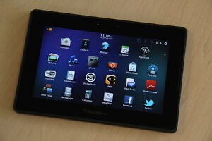 32GB Blackberry Playbook and case