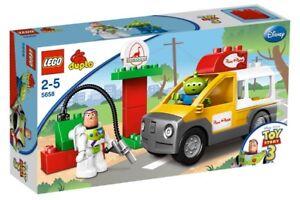 LOT DE 2 LEGO DUPLO TOY STORY 3 # 5658 ET 5657 NEUF