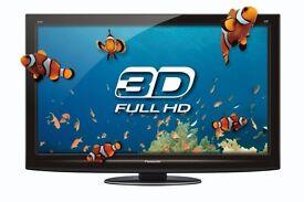 """Panasonic 42"""" Full HD 3D TV"""