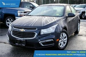 2016 Chevrolet Cruze Limited 1LT Backup Camera and Sunroof