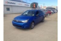 2011 Ford Focus SES BLUE AND SPORTY!