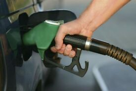Petrol delivered to your car at home