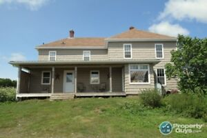 Rural Farm on 104.5 acs in Earltown with spectacular views