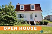 OPEN HOUSE Feb. 14th 2-4PM - 3 Bed house & serviced a lot