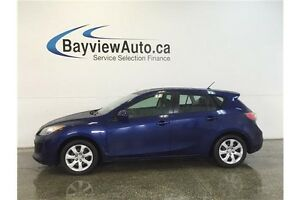 2012 Mazda 3 GX- 5 SPD! A/C! HATCH! MAZDA DIRECT!
