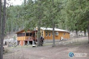 Private home on 5 acres in Renata, Castlegar ID 196159