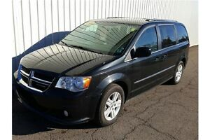 2016 Dodge Grand Caravan Crew EXCELLENT PASSENGER VAN WITH LO...