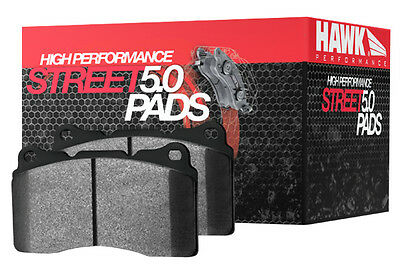 Hawk Performance HB569B.650 HPS 5.0 Disc Brake Pad