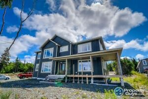 Exquisite Modern Design in this 3 bdrm Home! Over 1 Acre!