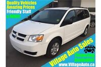 2010 Dodge Grand Caravan SE FANTASTIC FAMILY RIDE!
