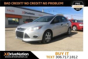 2014 Ford Focus S FWD Sport Vehicle! Fuel efficient!