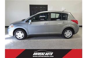 2012 Nissan Versa 1.8 S JUST ARRIVED!