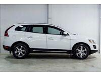 Volvo XC60 D5 SE LUX NAV AWD (white) 2012