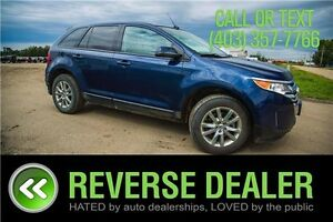 2012 Ford Edge SEL ** HEATED LEATHER SEATS, ALL WHEEL DRIVE **