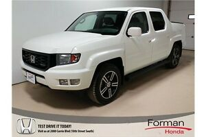 2013 Honda Ridgeline Sport - Nice! Running Boards | Local Veh...