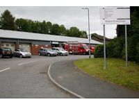 Cost Effective Industrial Units in Abergavenny