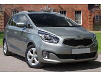 2015 Kia Carens 2 CRDI Diesel silver Automatic