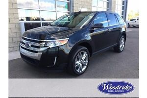 2013 Ford Edge Limited 3.5L V6, AWD, LEATHER, BACKUP CAM