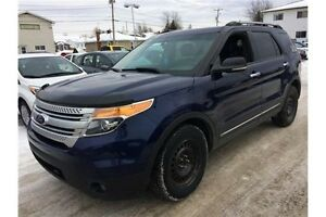 2011 Ford Explorer XLT | Leather + Sunroof | CERTIFIED