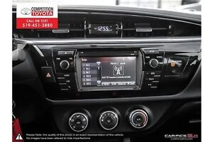 2014 Toyota Corolla S One Owner, No Accidents, Toyota Serviced London Ontario image 18