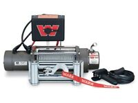 Warn 24v Recovery Winch New and complete Kit
