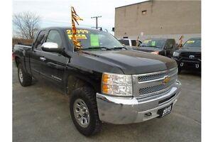 """2013 Chevrolet Silverado 1500 """"VERY CLEAN"""" RATES AS LOW AS 3.99%"""