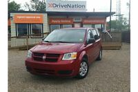 2010 Dodge Grand Caravan SE Low Kilometers & 7 Passenger!!