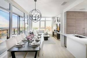 Kings Crossing 1 bedroom and Den Assignment - $588900