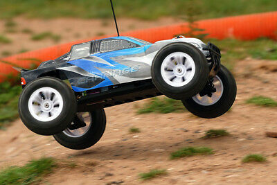 FTX Carnage 1/10 Built RC Car 2.4Ghz Truggy 4WD FAST Waterproof w/Bat (Brushed)