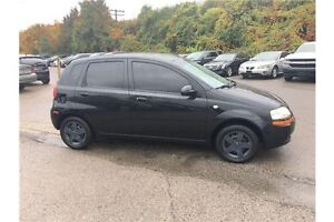 2005 Chevrolet Aveo 5 LT LT HATCHBACK SOLD AS IS / AS TRADED London Ontario image 6