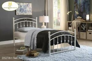 Single Beds on Sale - Metal Bed (BD-2338)